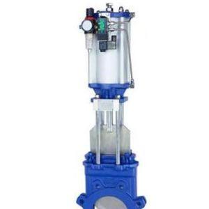 Pneumatic Unidirectional Knife Gate Valve